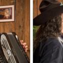 Samuca do Acordeon e Oberdã Pires foram atrações de edição musical do Vida no Sul