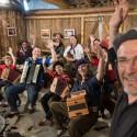 Projeto Fábrica de Gaiteiros faz a festa no Vida no Sul com sua gurizada tocando gaita ponto