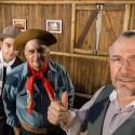 Iedo Silva e grupo Os Nego Véio fazem a festa em mais um Vida no Sul musical de primeira