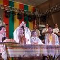 Projeto Itinerante Fé Gaúcha leva religiosidade com jeito campeiro e grupo Os Monarcas ao Vida no Sul