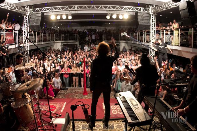 Gravação do DVD da Barbarella aconteceu no município de Estrela (Foto: Marcelo ferreira/ICPJ)