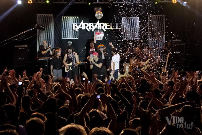 Milhares de fãs participaram do show de gravação (Foto: Marcelo Ferreira/ICPJ)