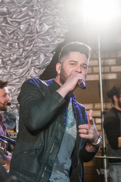 Banda Céu e Cantos (Foto: Marcelo Ferreira/ICPJ)