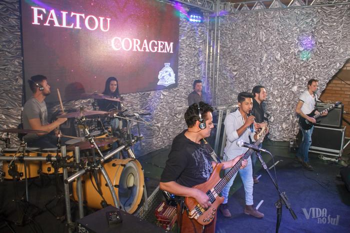 Banda Estação Brasil (Foto: Marcelo Ferrreira/ICPJ)